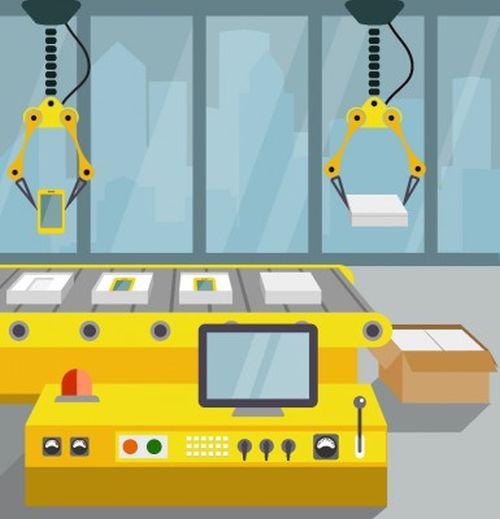 1:0 – roboty kontra pracownicy